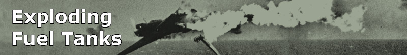 Exploding Fuel Tanks